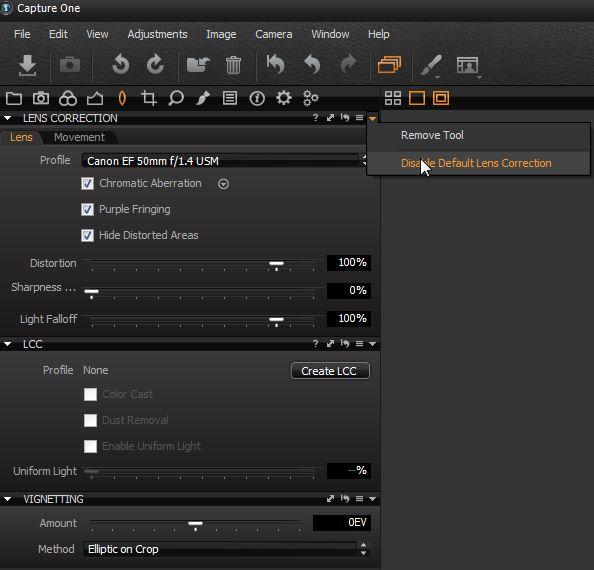 2013-09-18 19_09_24-Capture One_Objektivkorrektur_deaktivieren